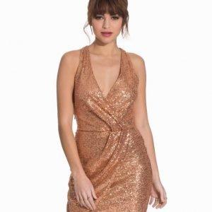 NLY One Racerback Drape Dress