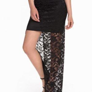 NLY One Slit Lace Skirt