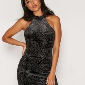 NLY One Spark Velvet Mini Dress