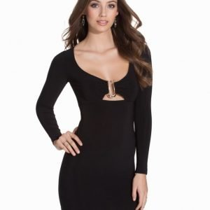 NLY One Trim Cut Out Dress