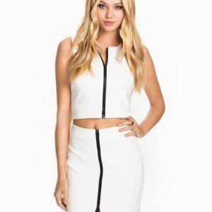 NLY Trend Contrast Zipper Set