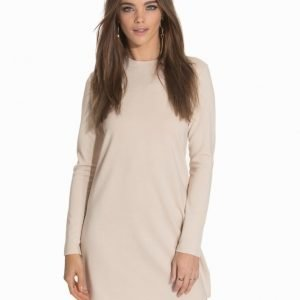 NLY Trend Easy Life Dress Beige