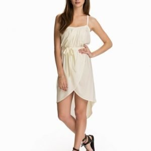 NLY Trend High Life Party Dress Korall