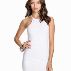 NLY Trend High neckline dress Svart