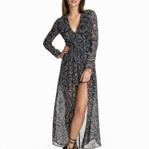 NLY Trend Long Flare Play Dress