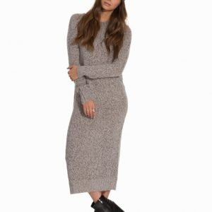 NLY Trend Low Back Knit Dress