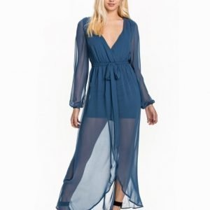 NLY Trend Maxi Wrapped Dress