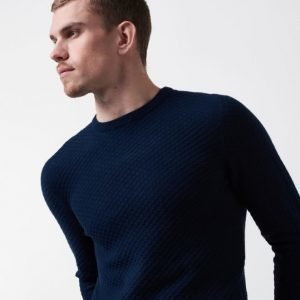 NN07 Albert Knit 200 Navy