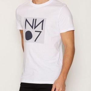 NN.07 Barry Tee 3292 T-paita White