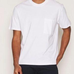 NN.07 Boxy Tee 3301 T-paita White