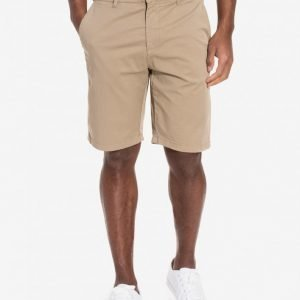 NN.07 Crown Shorts 1004 Shortsit Khaki Green