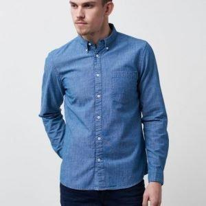 NN07 Falk Shirt 202 Blue