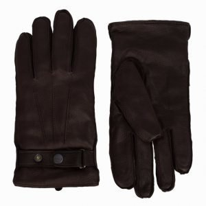 NN.07 Glove Four 9052 Käsineet Brown