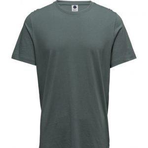 NN07 Pima Plain Tee 3208 lyhythihainen t-paita