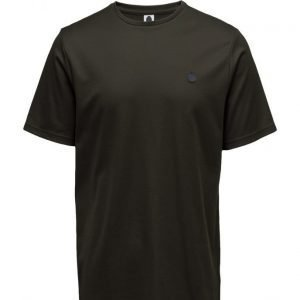NN07 Sport Tee 3249 lyhythihainen t-paita