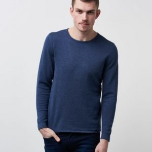 NN07 Tom Knit 242 Middle Blue