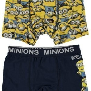 Name It Alushousut Minions 2 paria Balzo Dress Blues