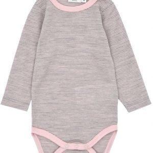 Name it Body Villaa Grey Melange Light pink