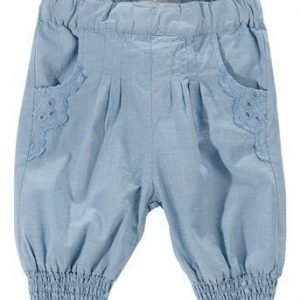 Name it Caprifarkut hapsa mini knickers chambray Vaaleansininen Denim