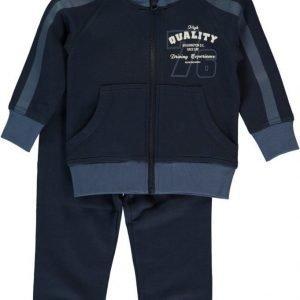 Name it Collegeasu Vauvan Keenan Dress Blues Navy