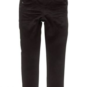 Name it Farkkuleggingsit Tenne Slim fit Musta denimi
