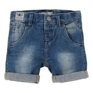 Name it Farkkushortsit Bobsi mini Sininen Denim
