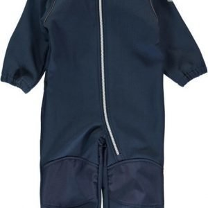 Name it Haalari Softshell Alfa Mini Dress Blues
