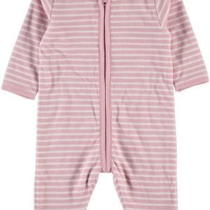 Name it Hupullinen potkupuku Momo Mini Dress Blues Light pink