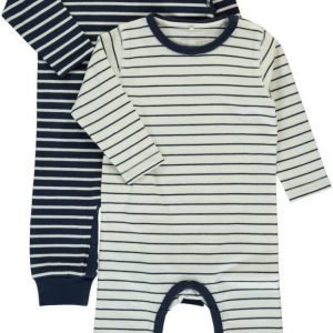 Name it Potkupuku 2 kpl Salk Vauvan Dress Blues Navy