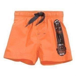Name it Shortsit Zakson mini Oranssi