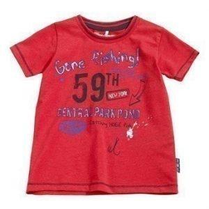 Name it T-paita Gos mini Punainen