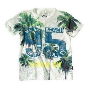 Name it T-paita Ian Valkoinen