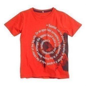 Name it T-paita Vils Punainen