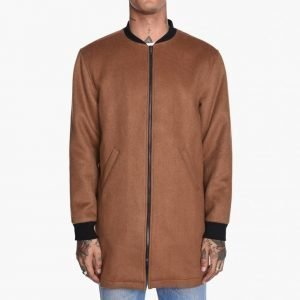 Native North Wool Bomber