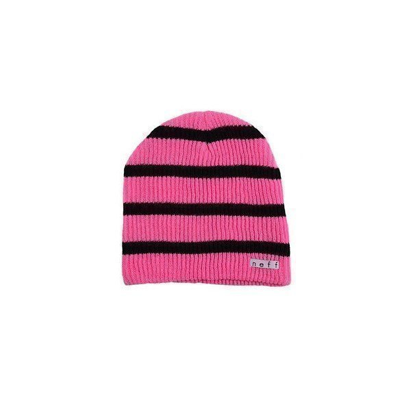 Neff pipo Daily raita Pink / Black