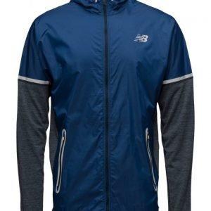 New Balance Performance Merino Hybrid Jacket vedenkestävä takki