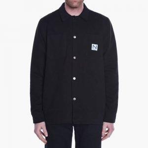 New Black Chore Coat