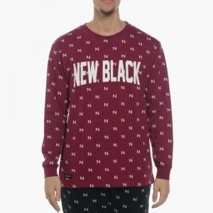 New Black Dot Longsleeve Tee