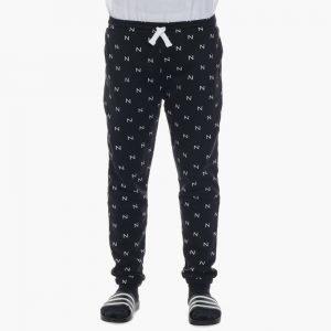 New Black Dot Sweatpants