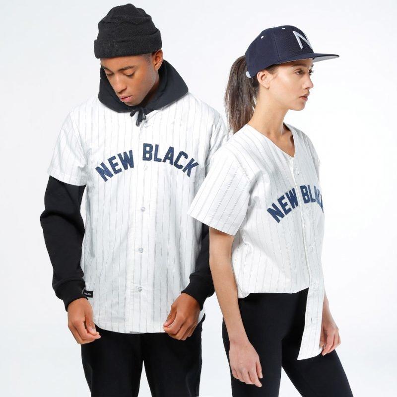New Black Home -paita