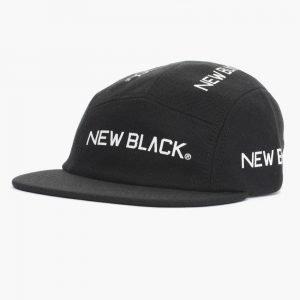 New Black Logos 5 Panel