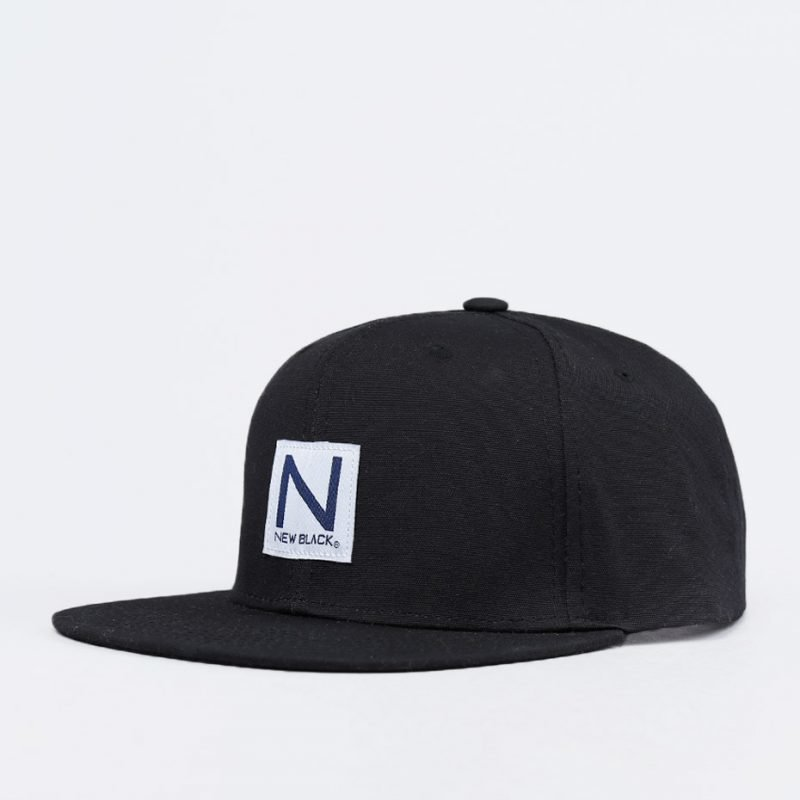 New Black N Patch -lippis