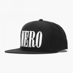 New Black Nero Snapback