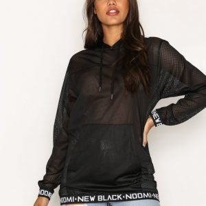 New Black Noomi Mesh Hood Svetari Black