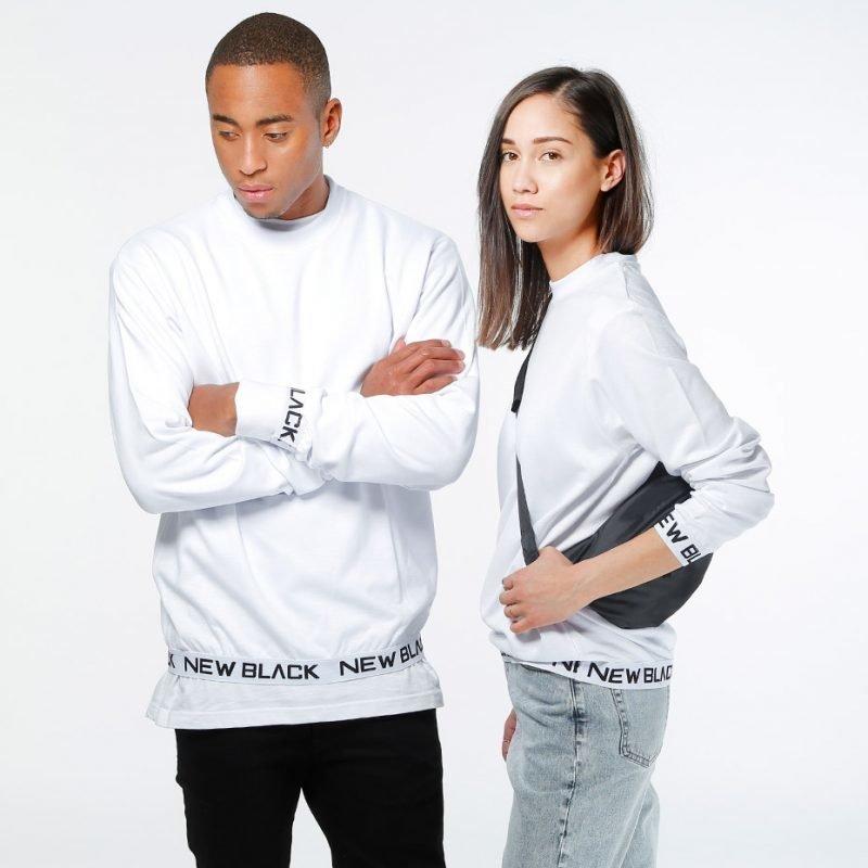 New Black Smash -paita