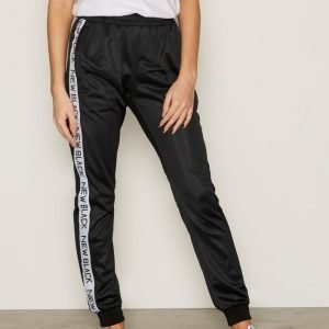 New Black Tony Tracksuit Pants Housut Black