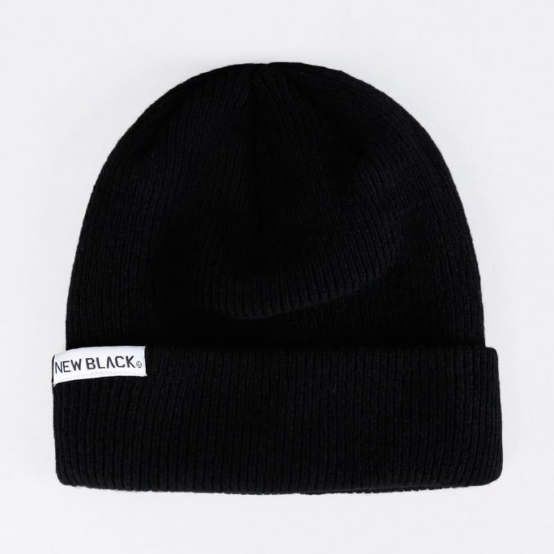New Black Wool -pipo