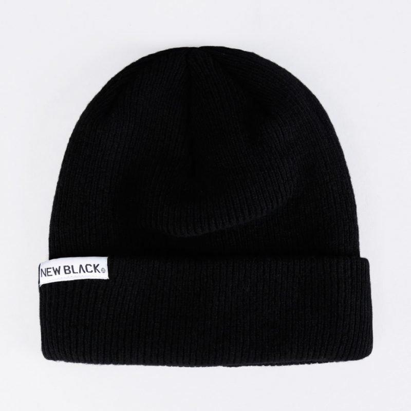 New Black Wool -pipo