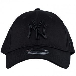 New Era 39 Thirty League Basic Lippis Musta
