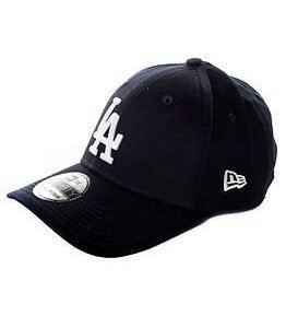 New Era 39Thirty Basic Los Angeles Dodgers Navy